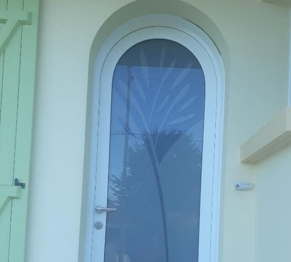 Pose porte d'entrée à Nantes